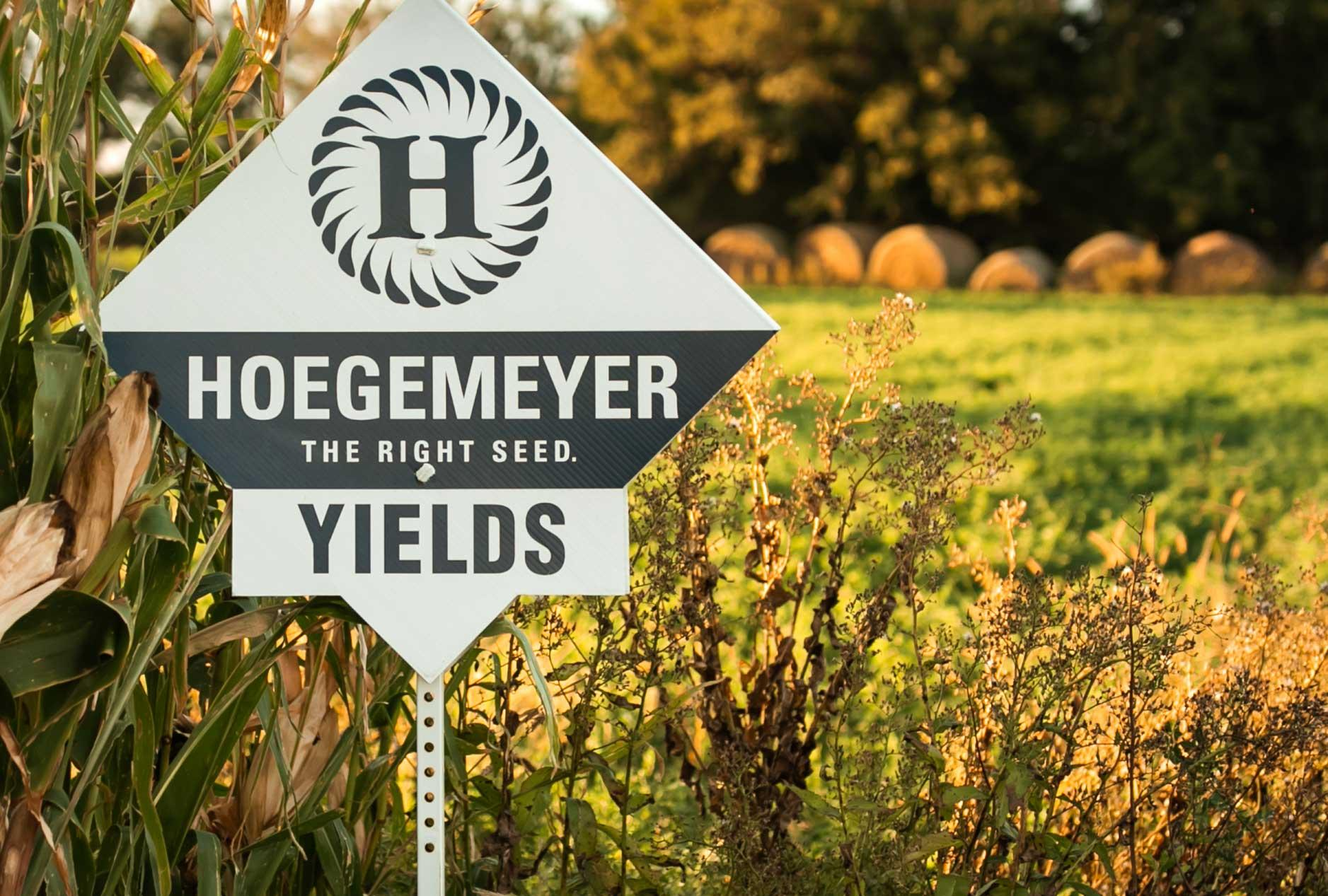 Hoegemeyer Mission and Values Sign